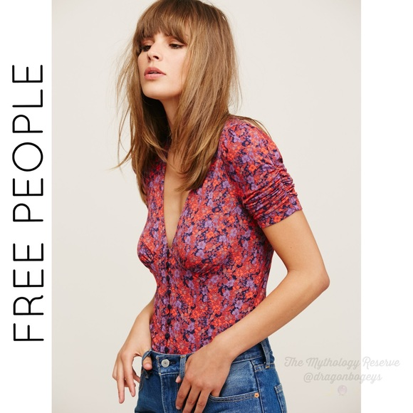 43bfb1586 Free People Tops - Free People Hollywood Ruched Sleeve Blouse